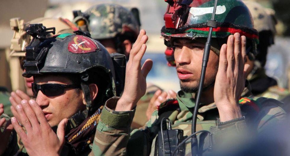 El presidente afgano, Ashraf Ghani, dijo el 21 de febrero que una reducción de siete días en la violencia prometida por los talibanes determinar los próximos pasos del gobierno en el proceso de paz de Afganistán. (EFE).