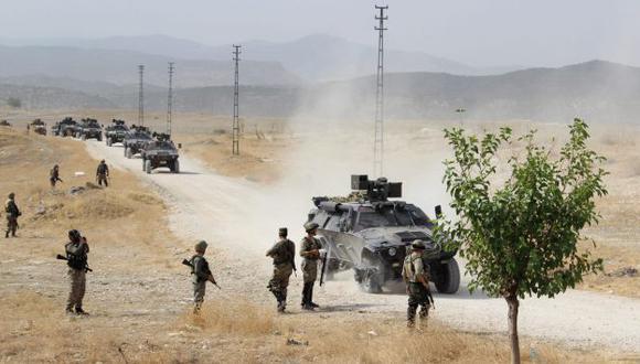 Guerra en Siria suma más de 191,000 muertos. (EFE)