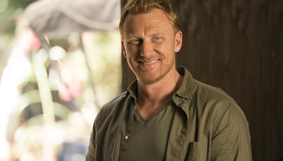 """Kevin McKidd interpreta al doctor Owen Hunt, personaje que se unió a """"Grey's Anatomy"""" en la temporada 5 (Foto: ABC)"""