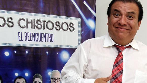 Manolo Rojas tras recibir primera dosis de vacuna contra el COVID-19. (Foto: GEC).
