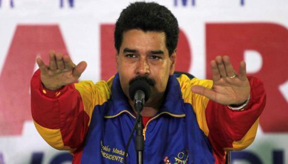 Nicolás Maduro recibe poderes especiales para gobernar por decreto. (EFE)