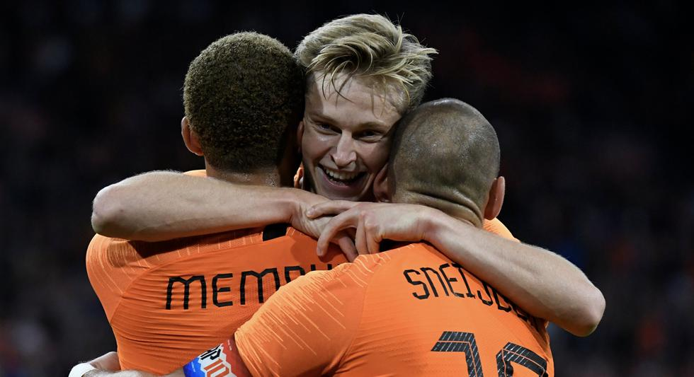 Perú cae ante Holanda 2-1 en su primer amistoso tras Rusia 2018 (AFP)