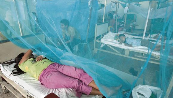En lo que va del año, se han registrado 18 casos de dengue. (USI)