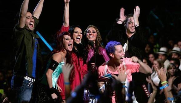 Después de muchos años de su separación, RBD llega a las plataformas de streaming con todas sus canciones (Foto: Televisa)