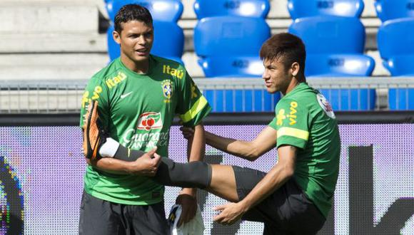 Neymar quiere brillar. (AP)