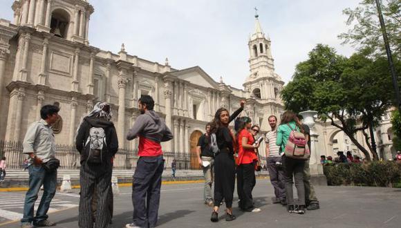 Unos 2,95 millones de turistas extranjeros visitaron Perú. (Heiner Aparicio)