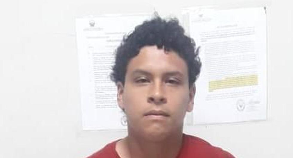 Es acusado de golpear a su hermana de 12 años. (Johnny Obregón)