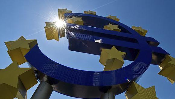 Fue crucial anuncio de la BCE de mantener tasas de interés en mínimos históricos. (EFE)