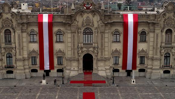 Castillo volverá temporalmente a Palacio de Gobierno. (Foto: GEC)