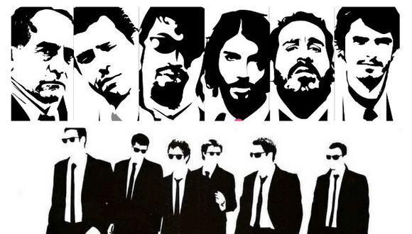 Los Perros, obra adaptada de la película 'Reservoir dogs' de Quentin Tarantino se estrenará el 25 de mayo.