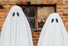 La reacción de un profesor al ver a sus estudiantes disfrazados de fantasmas