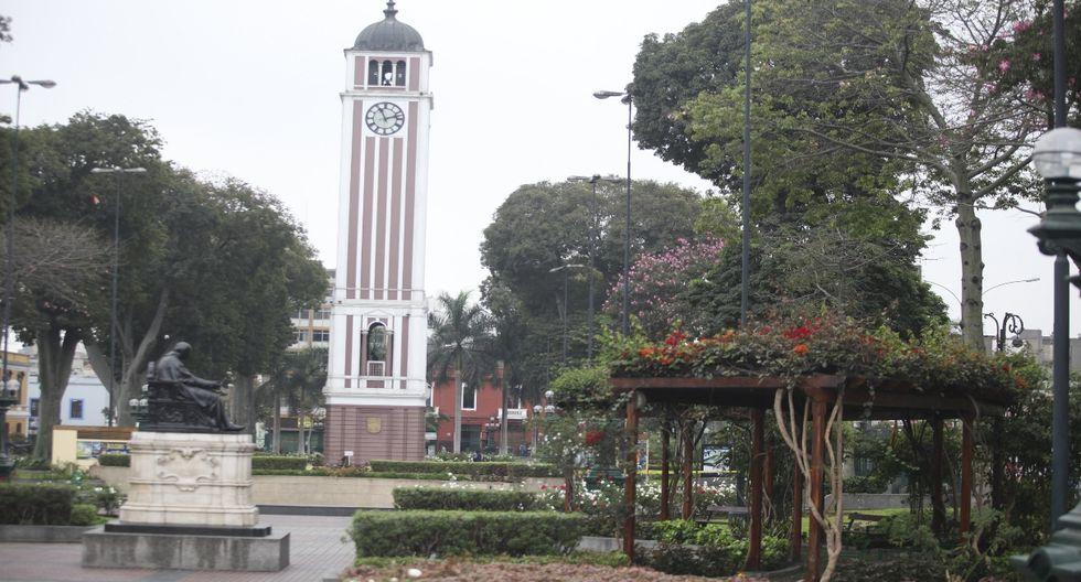 El Parque Universitario será apreciado en todo su esplendor. (Foto: USI)