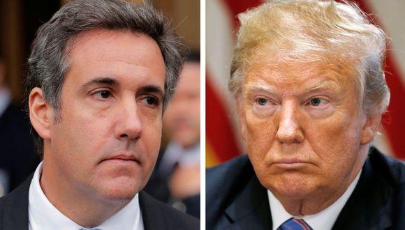"""Cohen afirmó que le pagó al informático """"bajo la dirección y con el único beneficio de Trump"""". (Foto: Reuters)"""