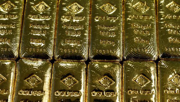 El oro comienza a ganar terreno después de meses en pérdidas. (Foto: Reuters)