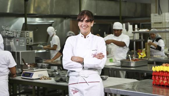 Sandra Plevisani nos cuenta cuáles son sus secretos en la repostería. (Foto: El Comercio)