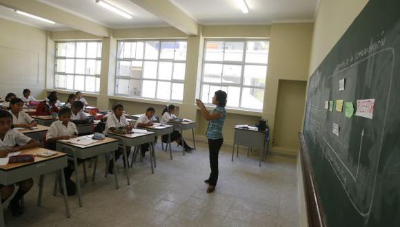 Controversial desactivación de Carrera Pública Magisterial perjudica educación en el país. (César Fajardo)