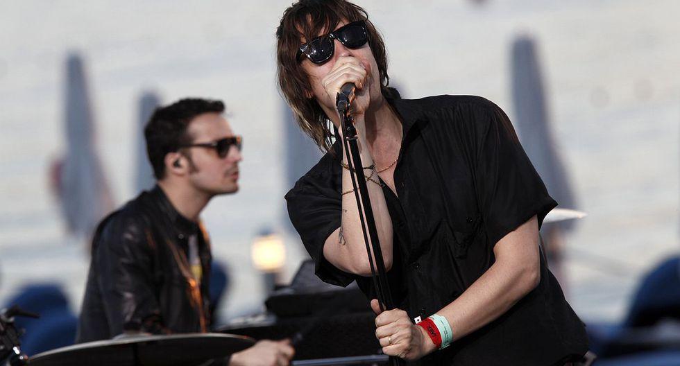 """The Strokes anuncia la fecha de lanzamiento de su nuevo disco """"The New Abnormal"""". (Foto: AFP)"""
