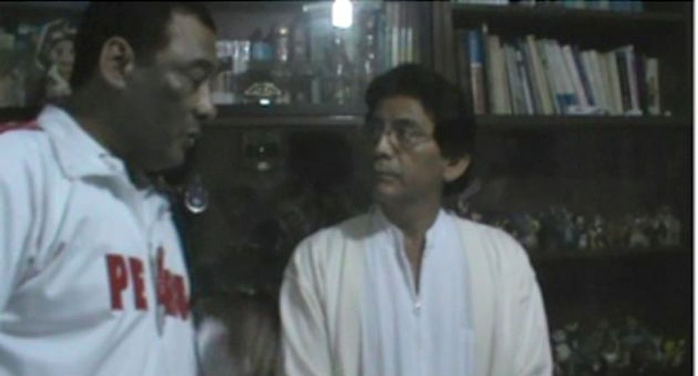 Los detectives someten a intensos interrogatorios al médico Ángel Valdivia, quien se ha reafirmado en su inocencia. (Difusión)