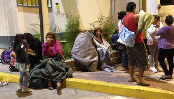 Chile: Se registran más de 60 réplicas tras terremoto de 8.2 grados. (AFP)