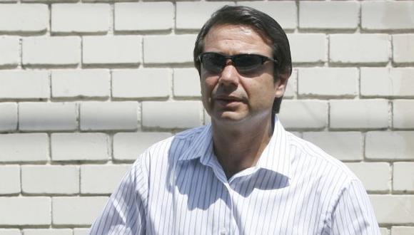 Felipe Cantuarias hizo denuncia. (USI)