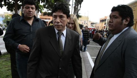BARBAS EN REMOJO. El menor de los Humala tendrá que justificar negocios polémicos. (Rafael Cornejo)