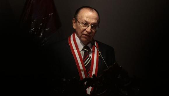 VÍA CORRECTA. Peláez desechó la tesis de la existencia de una red. (Rafael Cornejo)