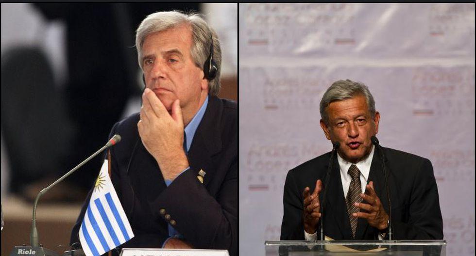 México y Uruguay esperan que a la convocatoriaasistan más de diez naciones. (Foto: AFP)