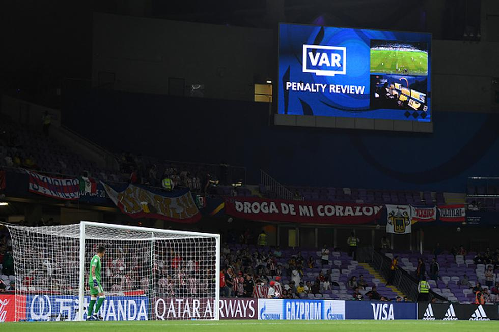 El VAR también se usará en el Mundial Sub 17 que se desarrollará en el país. (GETTY)