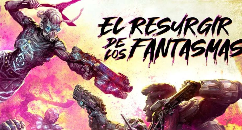 'El resurgir de los Fantasmas' ya se encuentra disponible para PS4, Xbox One y PC.