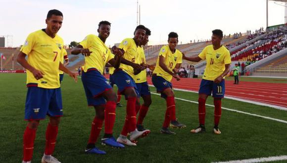 Ecuador viene de empatar con Venezuela y vencer a Bolivia en el Sudamericano Sub 17, mientras que Chile solo registra un empate ante Perú. (Foto: Twitter @sub17Peru2019)