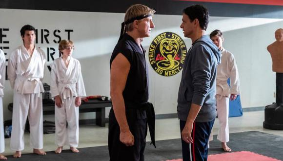 "Temporada 4 de ""Cobra Kai"" sí se estrenará en 2021. (Foto: Netflix)"