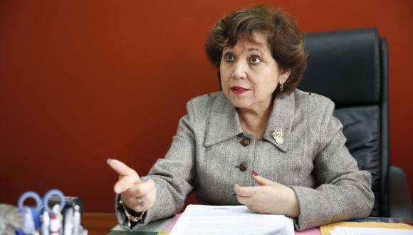 Procuradora Sonia Medina (Gestión)