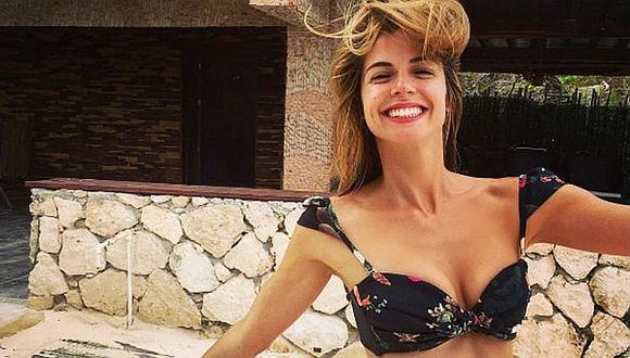Stephanie Cayo compartió un tutoría de baile para sus seguidores en cuarentena. (Instagram)