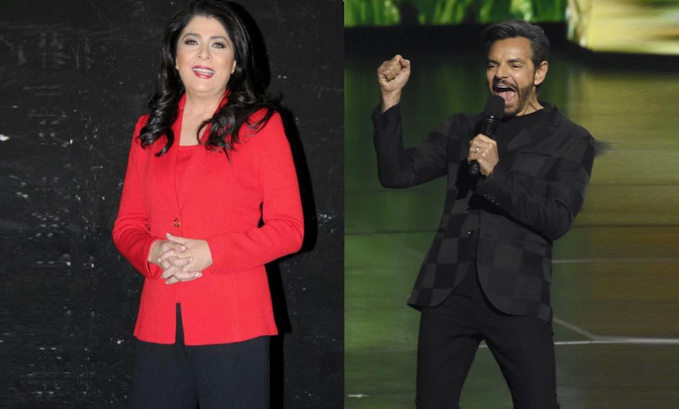 El comediante y la actriz siguen con sus enfrentamientos frente a cámaras. (People en Español)