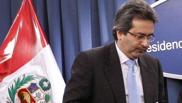 Juan Jiménez no tiene la simpatía de la oposición. (Luis Gonzales)