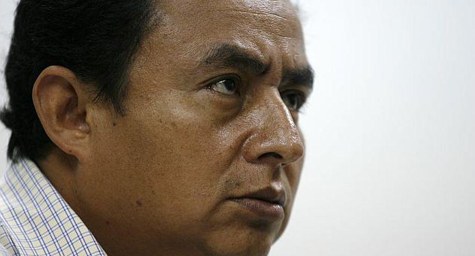 Aprovecha permisos médicos para hacer proselitismo. (Perú21)