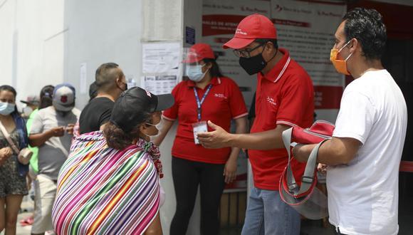 El Bono Familiar Universal es el subsidio que el Gobierno ha venido entregando a las familias peruanas en situación de pobreza y pobreza extrema (Foto: Britanie Arroyo / GEC)