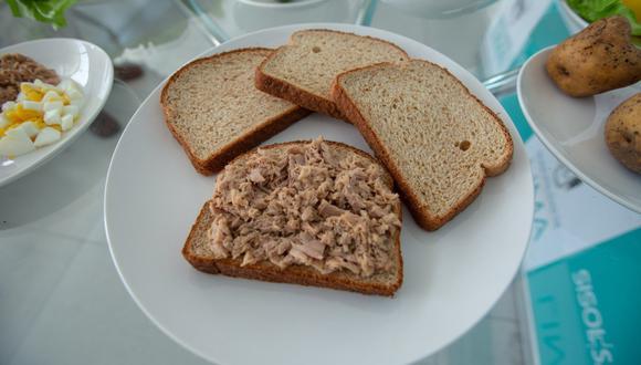 La conserva de atún es tan versátil que puede utilizarse para preparar estos bocaditos. (Foto: Sisol)