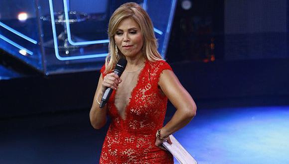 Gisela Valcárcel derrotó en el rating a Rodrigo 'Peluchín' González. (USI)