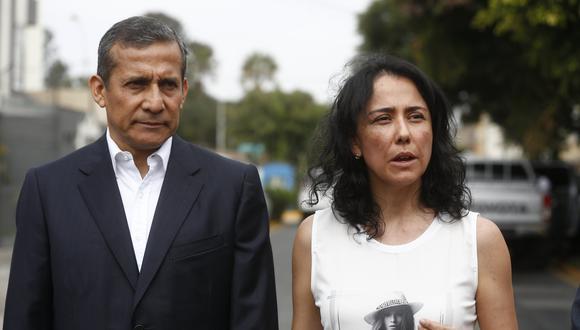 A Ollanta Humala y a Nadine Heredia se los investiga por lavado de activos. (Piko Tamashiro/GEC)