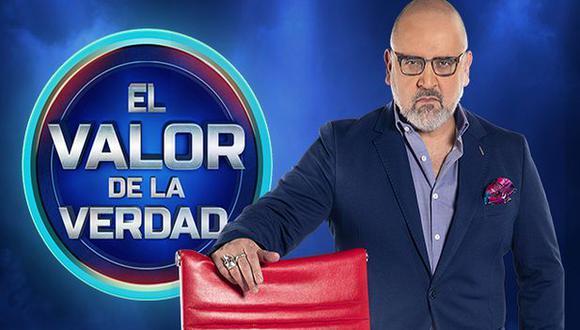 Beto Ortiz, conductor de El Valor de la Verdad. (Captura)