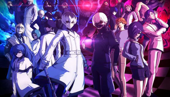 Bandai Namco anunció el lanzamiento de 'TOKYO GHOUL: re CALL to EXIST' para PlayStation 4 y PC. (Foto: Bandai)