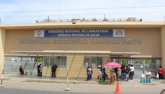 Bonos fueron entregados a trabajadores de los D.L. 276 y 1057 del Hospital Regional de Lambayeque, durante los años 2015, 2016 y 2018. (Foto: Contraloría)