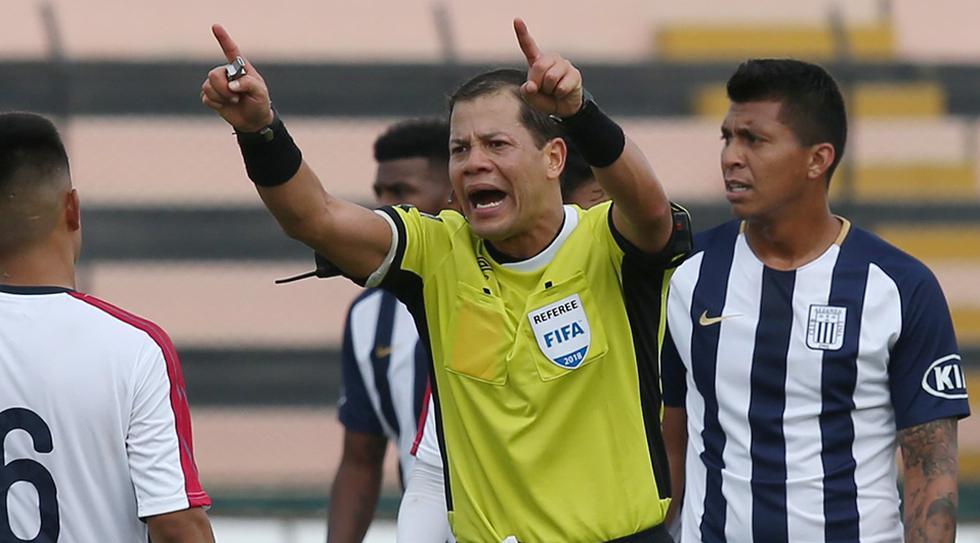Víctor Hugo será el árbitro de la segunda final entre Sporting Cristal vs. Alianza Lima. (Foto: GEC / Video: Fox Sports Radio Perú)