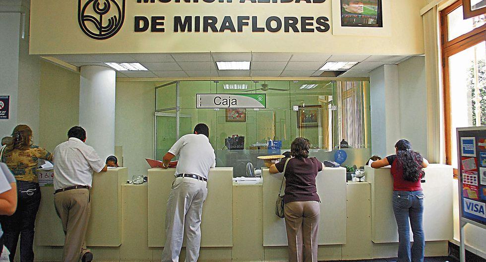 Beneficios. Ciertas municipalidades condonarán multas e intereses moratorios por deudas anteriores. (USI)