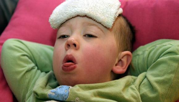 Tos ferina es infección bacteriana que afecta las vías respiratorias altas. (Getty Images)