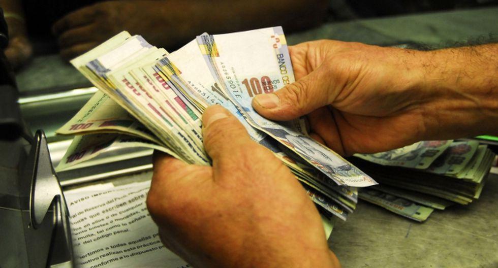El dinero de la gratificación lo puedes usar para las compras navideñas. (USI)