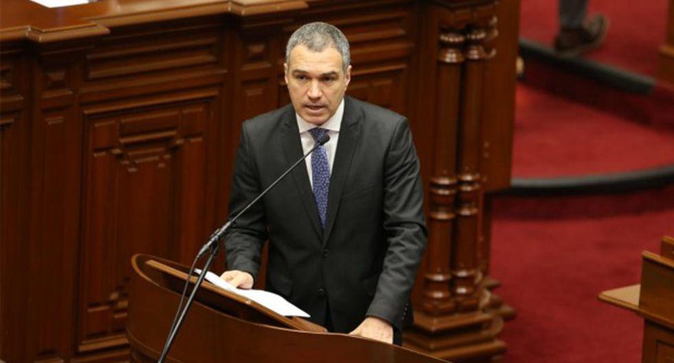 El presidente del Consejo de Ministros, Salvador del Solar, llamó la atención sobre la oportunidad con la cual Janet Sánchez puso su pedido en la agenda pública. (Foto: GEC)