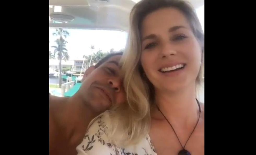 Orlando Fundichely dirige y actúa al lado de Sonya Smith la serie 'Miami Task Force'. (Instagram)