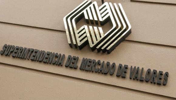 Superintendencia del Mercado de Valores (SMV). (Foto: Andina)